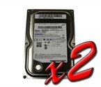 Samsung SpinPoint F3<sup>2</sup> &#8212; F3 500GB w RAID-0