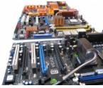 Overclock.pl - Core 2 Duo: porównanie topowych chipsetów