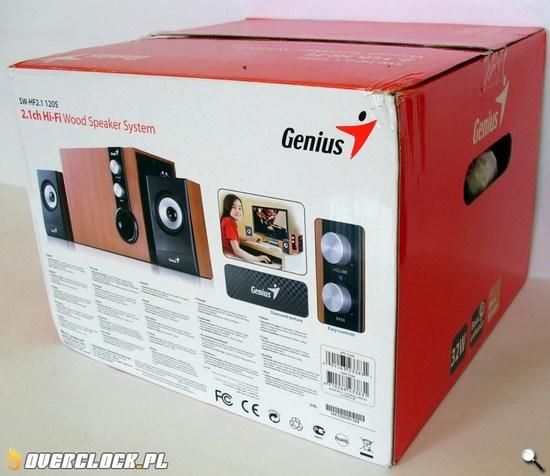 Genius 2.1 SW-HF2.1 1205