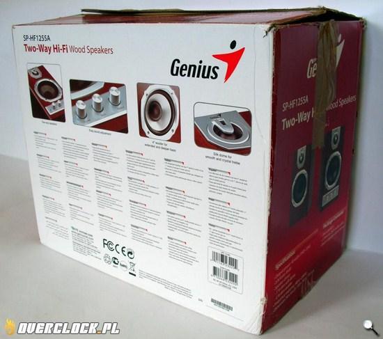 Genius 2.0 SP-HF1255A