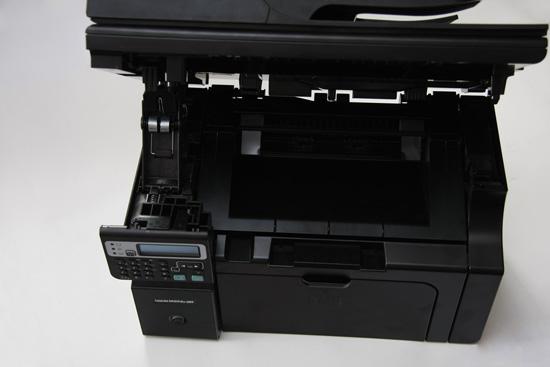 HP LaserJet M1217nfw MFP