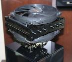 Overclock.pl - BeQuiet Dark Rock TF – chłodzenie procesora w stylu G