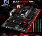 Overclock.pl - MSI pokazała płytę główną Z170A Gaming Pro (LGA1151)