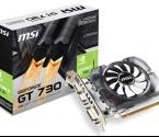 Overclock.pl - MSI wypuściła kartę GeForce GT 730 4 GB DDR3 V2